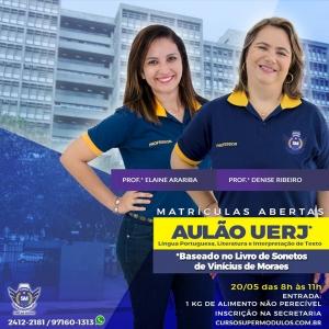Aulão UERJ - Língua Portuguesa, Literatura e Interpretação de Texto