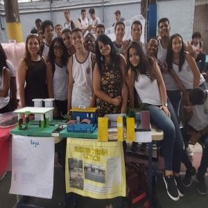 Curso SuperMódulos é representado em feira escolar sobre Campo Grande