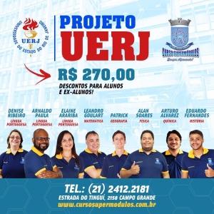 Projeto UERJ Conceito A